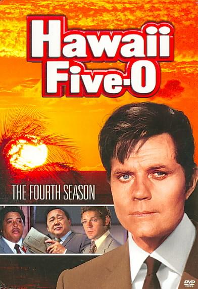 HAWAII FIVE O:FOURTH SEASON BY HAWAII FIVE-O (DVD)